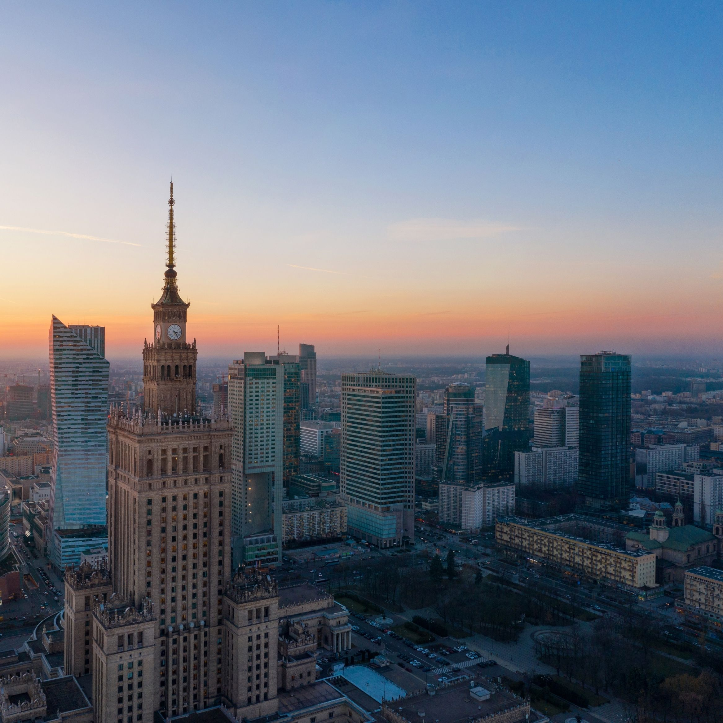 INDOTEK GROUP bought four office buildings in Warsaw. TPA Poland and Baker Tilly TPA's experts advised on the transaction