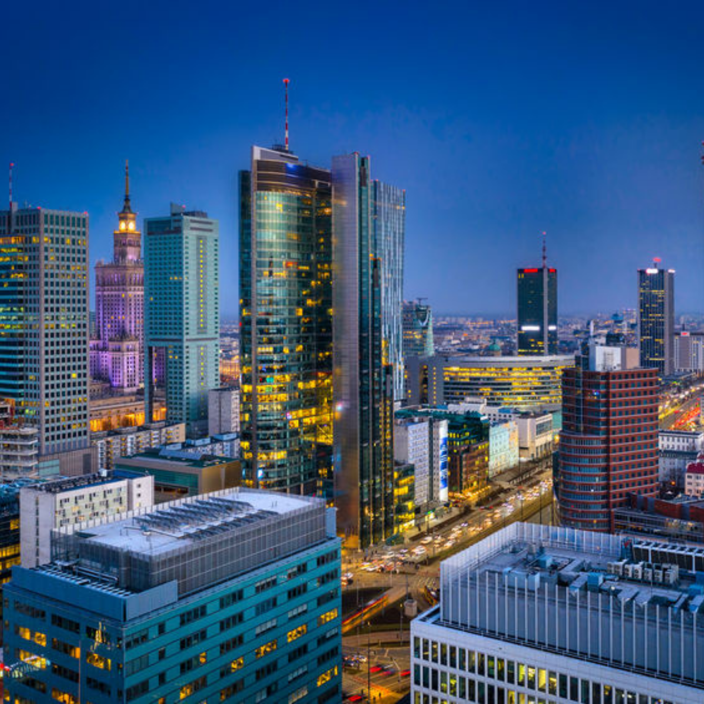 Deka Immobilien fund buys Malthouse Offices, the biggest office building ofthe Warsaw Brewery complex, aswell asthe historic Malthouse